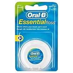 Зубная нить Oral-B Essential floss